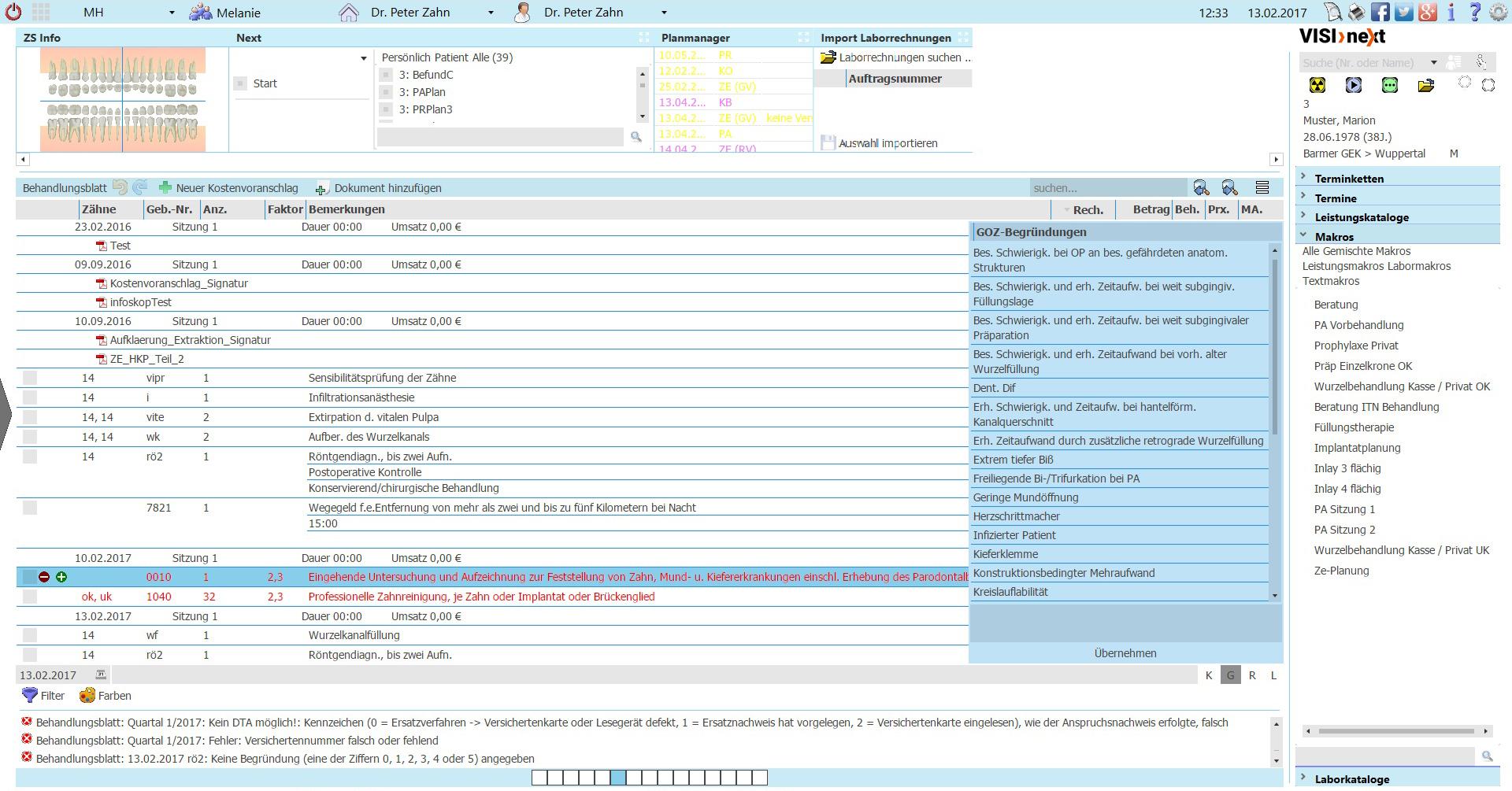 VISInext Behandeln - BDV Branchen-Daten-Verarbeitung GmbH