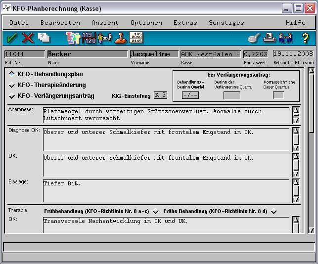 KFO-Antrag VISIdent Add-Ons - BDV Branchen-Daten-Verarbeitung