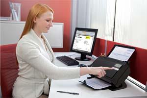 Digitale Belegverarbeitung für Steuerberater - Mandant scannt selbst - BDV Branchen-Daten-Verarbeitung GmbH