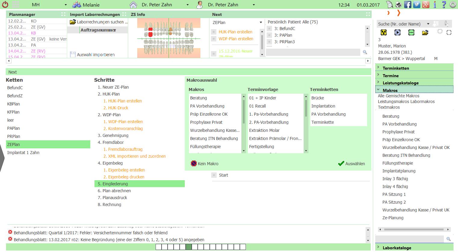 VISInext Prozessketten und Workflow - BDV Branchen-Daten-Verarbeitung GmbH