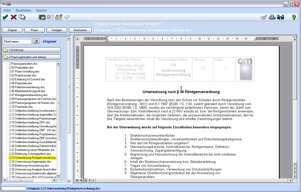 Qualitätsmanagement VISIdent Add-Ons - BDV Branchen-Daten-Verarbeitung