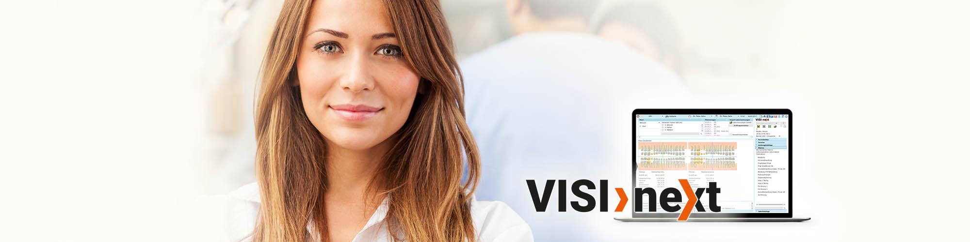 VISInext Praxismanagement Software für Zahnärzte - BDV Branchen-Daten-Verarbeitung GmbH
