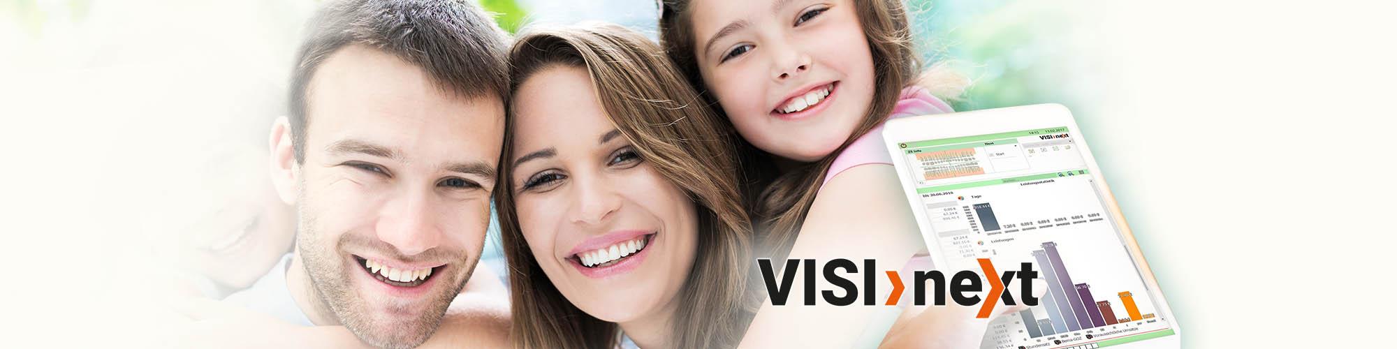 VISInext Praxismanagement Software für Zahnärzte privat - BDV Branchen-Daten-Verarbeitung GmbH