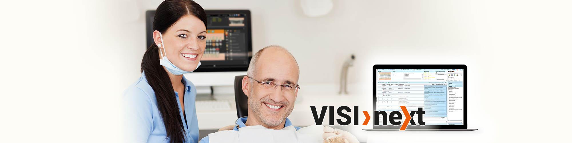VISInext für Zahnmedizinische Fachangestellte - Behandeln - BDV Branchen-Daten-Verarbeitung GmbH