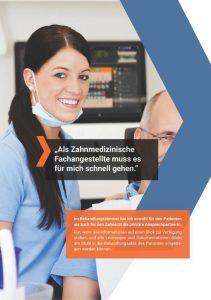 VISInext Praxismanagement Software auf der IDS 2017 - Zahnmedizinische Fachangestellte - BDV Branchen-Daten-Verarbeitung GmbH